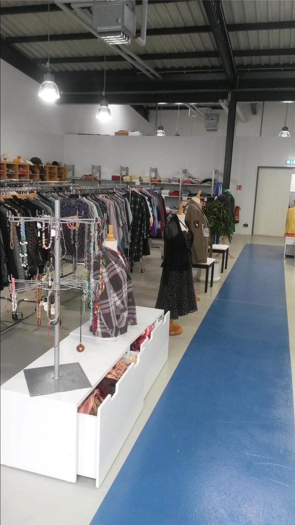 Mode Markt Caritas Krefeldde